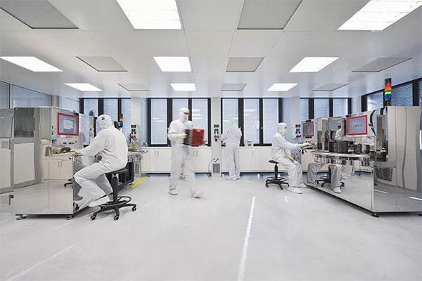 Sản xuất túi nilon phòng sạch
