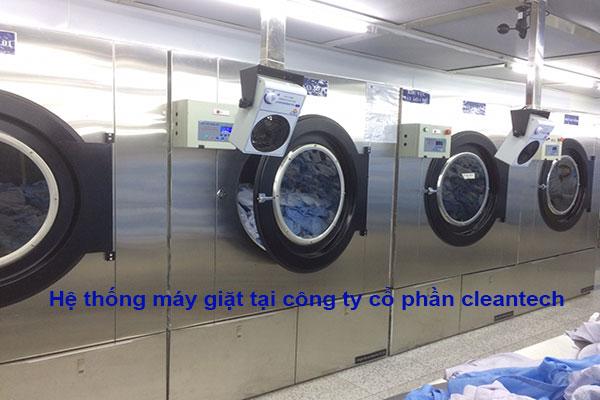 Giặt Là Quần áo Phòng Sạch Và Khử Tĩnh điện